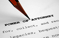 The Dangers of Not Having a Power of Attorney