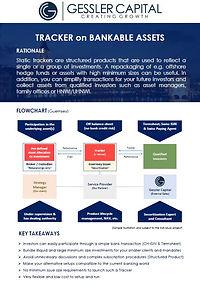 Guernsey - Tracker on Bankable Assets V4