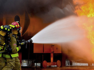 Evaluation of interventions to reduce firefighter exposures