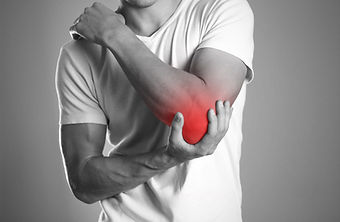 Tennis Elbow, Golf Elbow, Elbow Pain, Justin Chronister