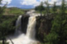 Orkhon Waterfall, Ulaan Tsutgalan