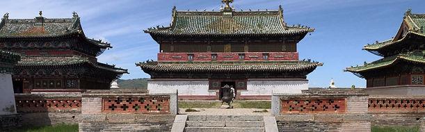 Karakorum Kharkhorin Erdene Zuu Orkhon Mongolie