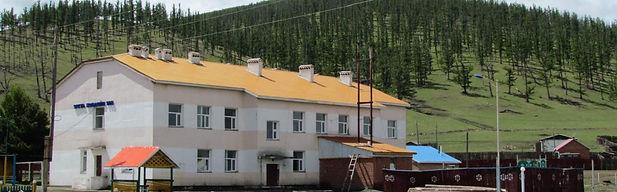 Bat Ulzii Orkhon Mongolie