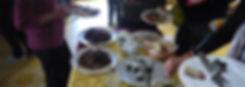 Restaurant Orkhon Camp Mongolie