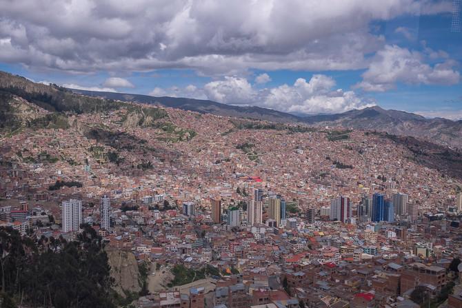 La Paz und El Alto