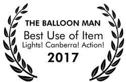 The Balloon Man Best Use of Item