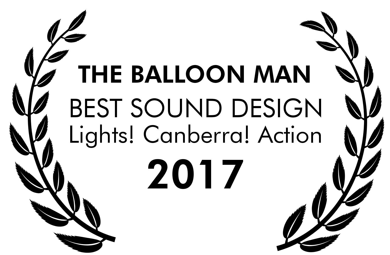 The Balloon Man Best Sound Design