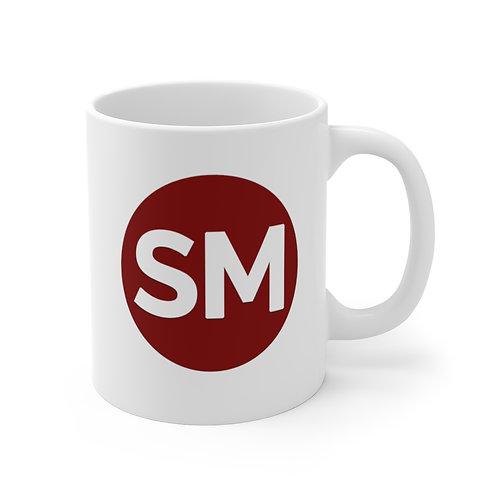 Sanguineti Media Logo Mug 11oz (0.33l)