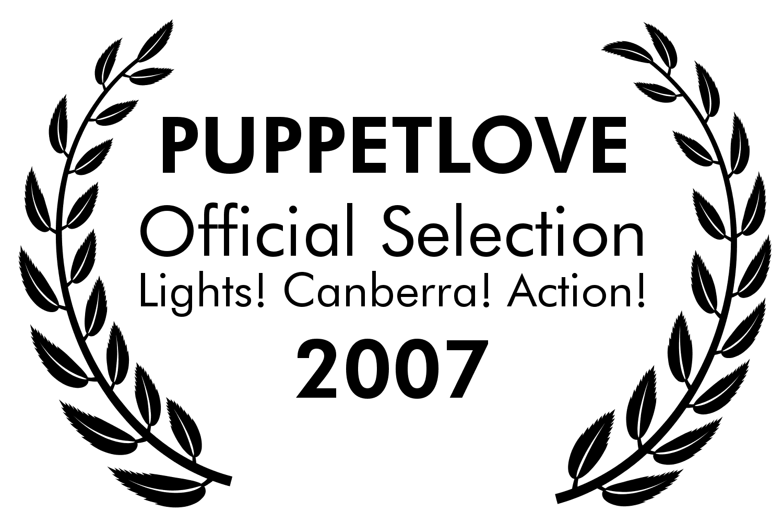 Puppetlove Lights! Canberra! Action!