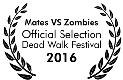 Mates vs Zombies Dead Walk Festival