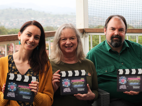 Short Film Intensive Workshop a Winner