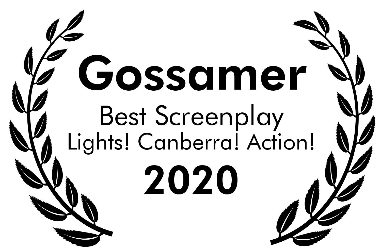 gossamer bestscreenplay