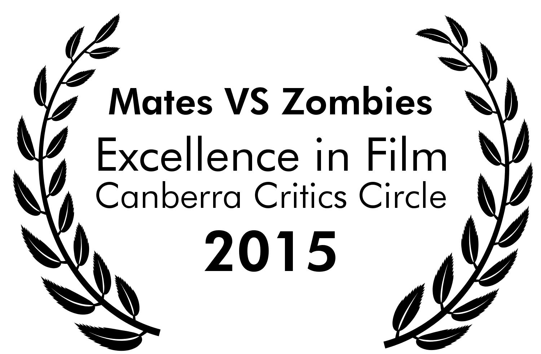 Mates vs Zombies Canberra Critics