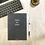 Thumbnail: Goals Journal - Black