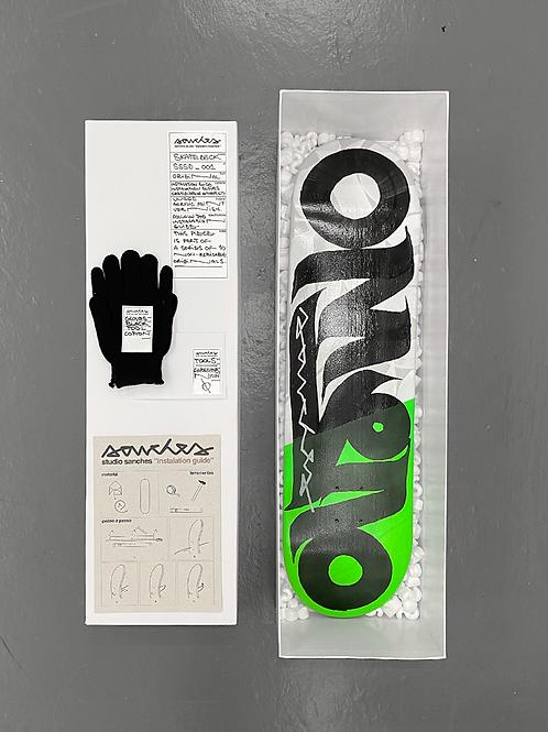 "[2020] SANCHES -  ""STANDARD SKATE DECK"" SSSD_001"