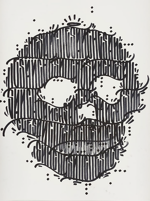 """[2016] SANCHES -  PA """"research skull"""""""
