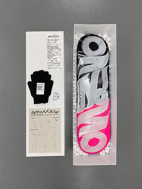 "[2020] SANCHES -  ""STANDARD SKATE DECK"" SSSD_010"