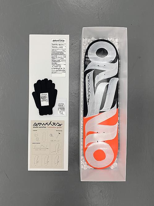 "[2020] SANCHES -  ""STANDARD SKATE DECK"" SSSD_008"