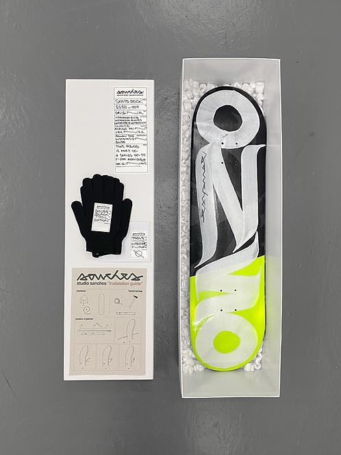 "[2020] SANCHES -  ""STANDARD SKATE DECK"" SSSD_009"