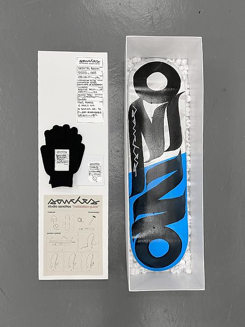 "[2020] SANCHES -  ""STANDARD SKATE DECK"" SSSD_003"