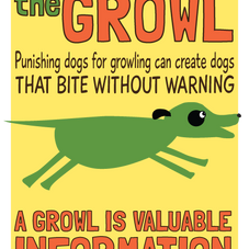 DON'T PUNISH THE GROWL