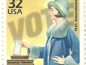 Women's Suffrage Quilts