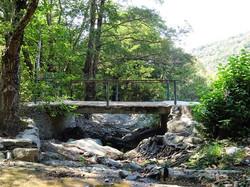 Pont ruisseau Maliere