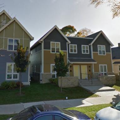 Vel Phillips Ave. Scattered Site Housing