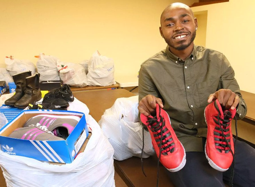 UWM student's giveaway spurs nonprofit to help kids
