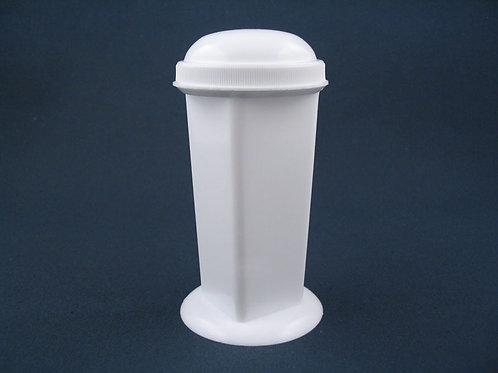 Microwave Transparent, Plastic, Coplin Jars (3 pack) - LP2504