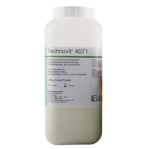 Technovit 4071 Liquid (500 ML) - K4071-L500