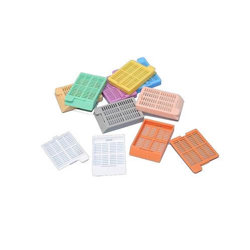 Tissue Embedding Cassettes (White) - LPECXW