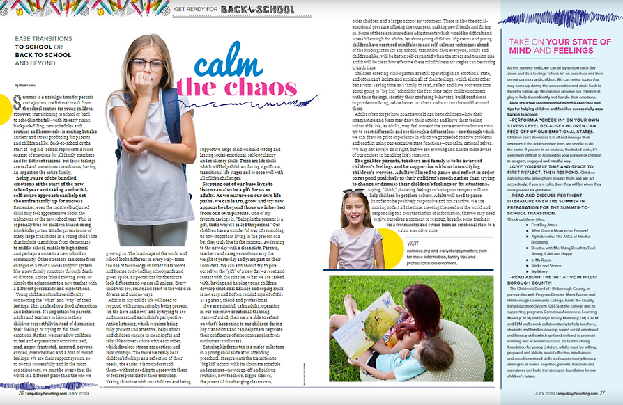 Tampa Bay Parenting Magazine July 2019_e