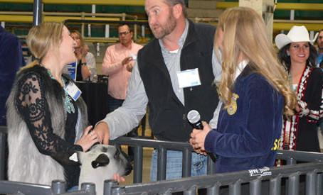 Colorado 4-H & FFA Jr Market NWSS Exhibitors