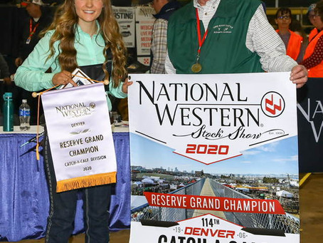 National Western Exhibitor Uses Fresh Ideas for Traditional Contest