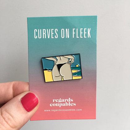 Pin's Curves on fleek