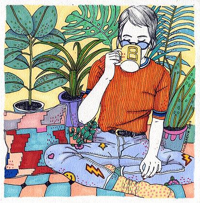 COFFEE TIME - Ana Jaren