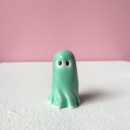 Fantôme vert clair
