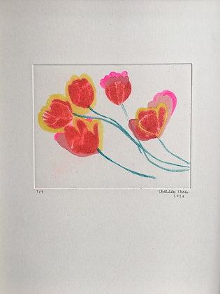 «Les tulipes»