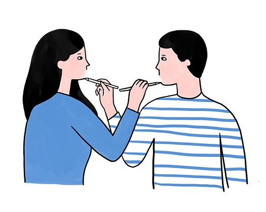 Draw your love - Lorraine Sorlet