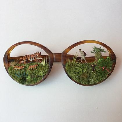 Lunettes de vue subjective - Aventure