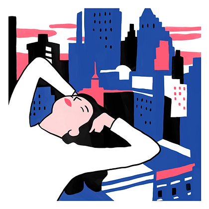 New York - Lorraine Sorlet