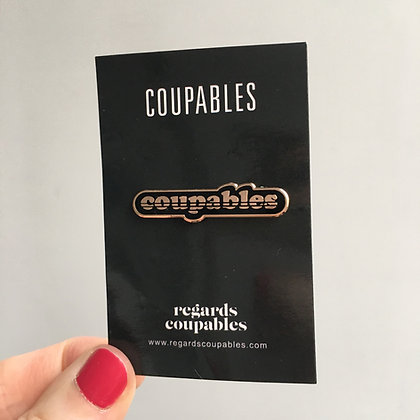 Pin's Coupables