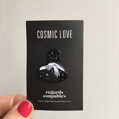 Pin's Cosmic love