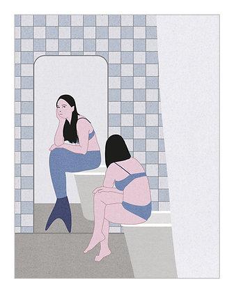 Sirène miroir