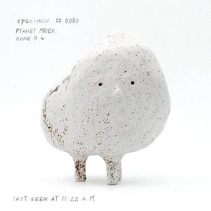 Specimen #0087