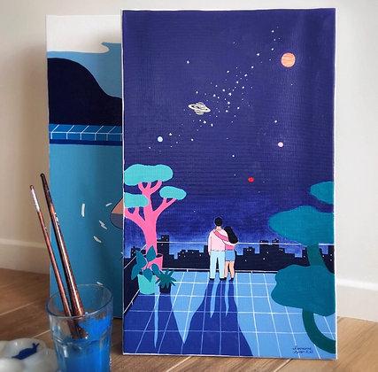 «La nuit étoilée»