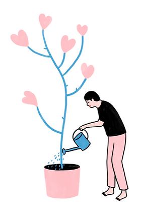 Love tree #2 - Lorraine Sorlet