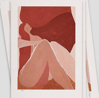 Print Sara Odman