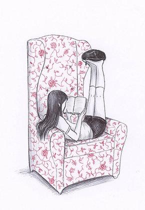 Unconventional reading #1 - Virginia Mori